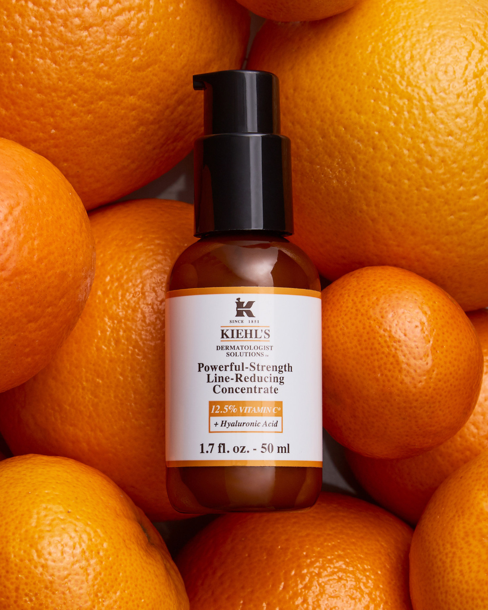 Kiehls Since 1851 oranges