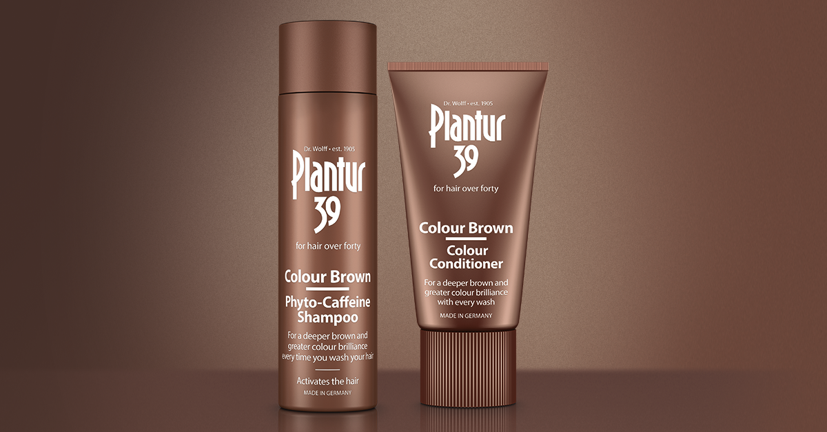 Plantur 39 Colour Brown